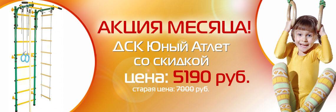 ДСК Юный Атлет Пристенный