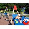 Как правильно вести себя на детской площадке