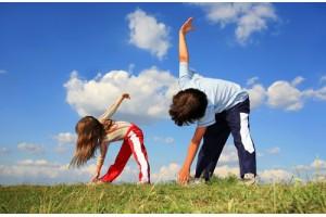 Домашняя оздоровительная гимнастика. Как заложить крепкое здоровье с детства