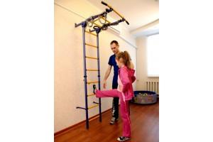 Комплекс упражнений на шведской стенке для детей разного возраста