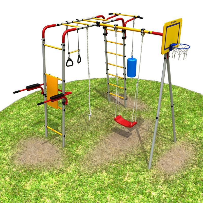 Спортивный уличный комплекс для детей