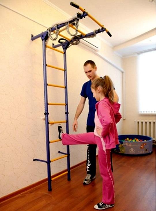 Купить Шведскую стенку усиленную к стене